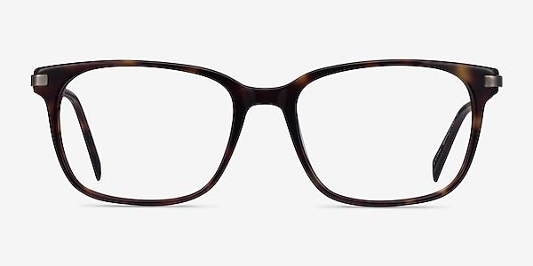 Motion Tortoise Acetate-metal Eyeglass Frames