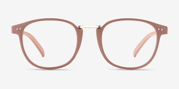 Miyoshi Sand Plastic-metal Eyeglass Frames