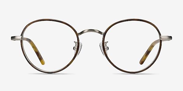 Anywhere Tortoise Acetate-metal Eyeglass Frames