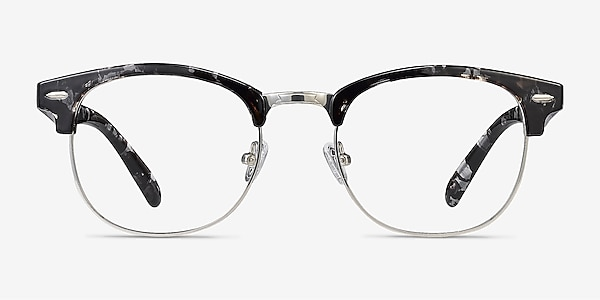 Roots Floral Plastic-metal Eyeglass Frames