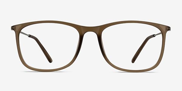 Hurricane Matte Cinnamon Plastic-metal Eyeglass Frames