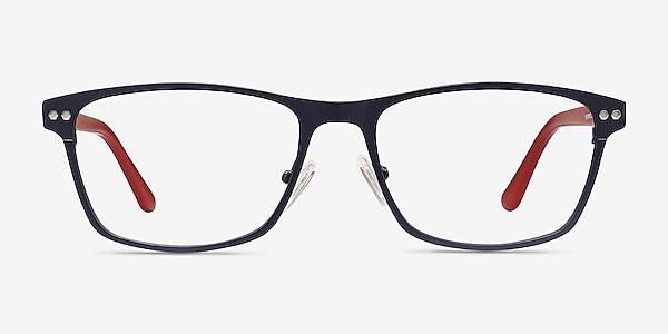 Comity Bleu marine  Acetate-metal Montures de lunettes de vue