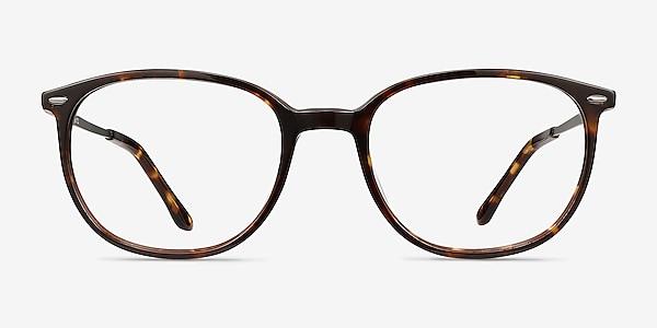 Eros Écailles Acetate-metal Montures de lunettes de vue