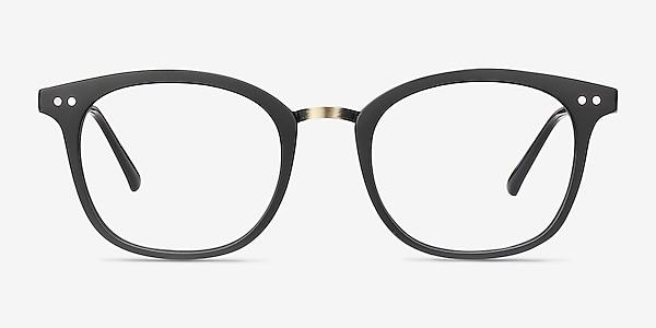 Lyric Black Plastic Eyeglass Frames