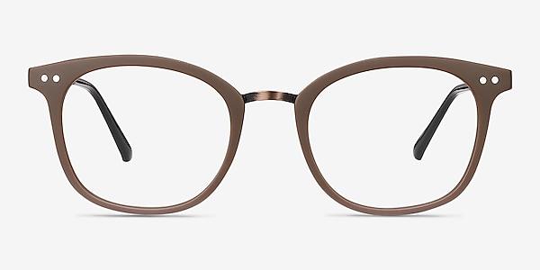 Lyric Brown Plastic Eyeglass Frames