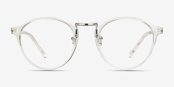 Chillax Clear Plastic Eyeglass Frames