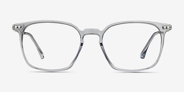 Ghostwriter Clear Blue Plastic-metal Montures de lunettes de vue