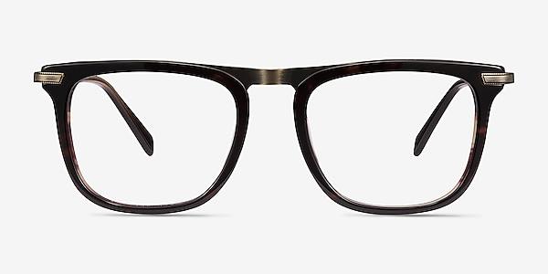 Kompa Tortoise Acetate-metal Eyeglass Frames