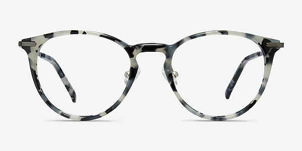 Iris Ivory Tortoise Acetate-metal Eyeglass Frames