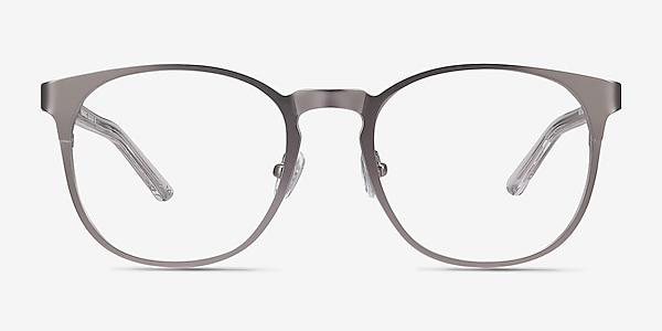 Resonance Gunmetal Acetate-metal Eyeglass Frames