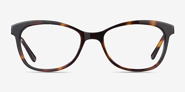 Ripple Tortoise Acetate-metal Eyeglass Frames
