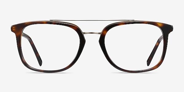 Guild Tortoise Acetate-metal Eyeglass Frames