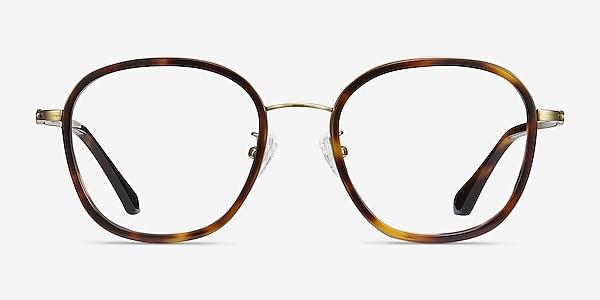 Beyond  Tortoise Acetate-metal Eyeglass Frames
