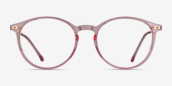 Amity Rose Gold Plastic-metal Eyeglass Frames