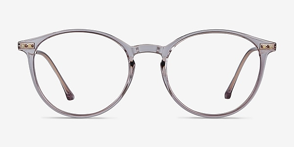 Amity Violet Plastic-metal Montures de lunettes de vue