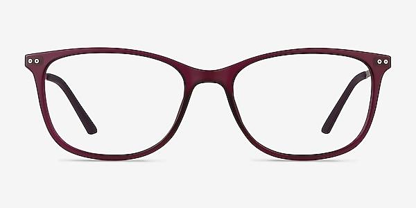 Clarity Violet Plastic-metal Montures de lunettes de vue