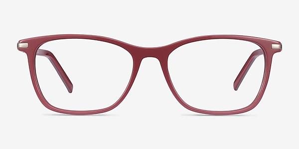 Field Pink Acetate-metal Eyeglass Frames