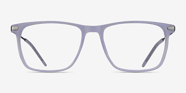 Envision Purple Acetate-metal Eyeglass Frames