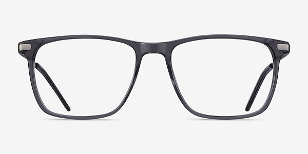 Envision Gray Acetate-metal Eyeglass Frames