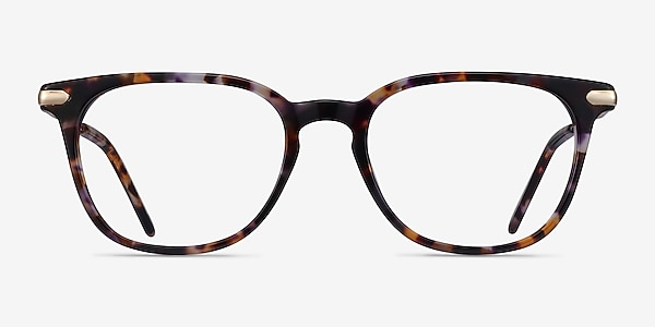Therefore Floral Acetate-metal Eyeglass Frames