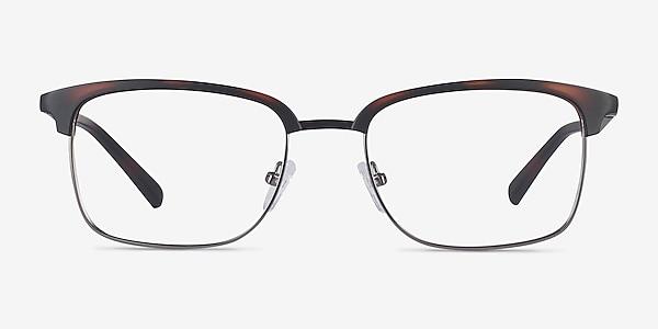 Osten Tortoise Plastic-metal Eyeglass Frames