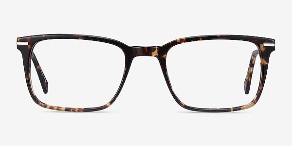 Nox Écailles Acetate-metal Montures de lunettes de vue