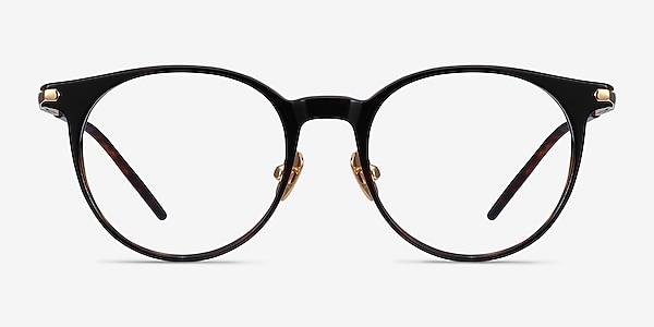 Vast Tortoise Acetate-metal Eyeglass Frames