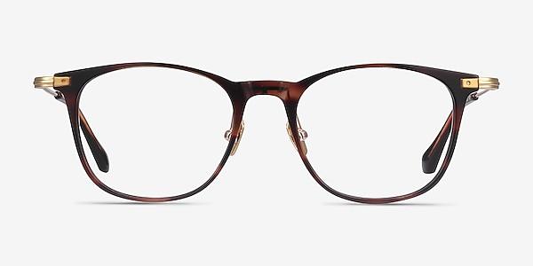 Walker Écailles Acetate-metal Montures de lunettes de vue