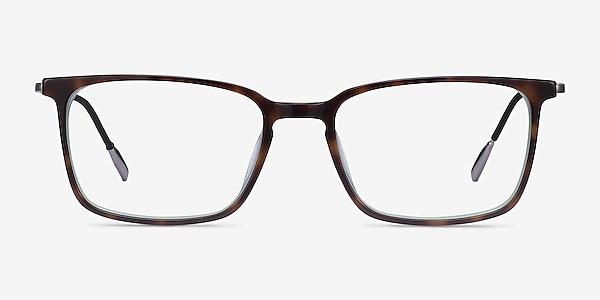 Cameron Tortoise Acetate-metal Eyeglass Frames
