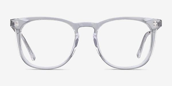 Vibes Clear Acetate-metal Eyeglass Frames