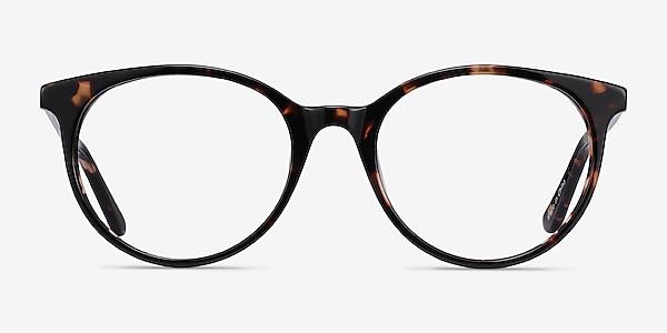 Solver Tortoise Acetate-metal Eyeglass Frames