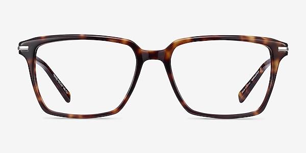 Sense Tortoise Acetate-metal Eyeglass Frames