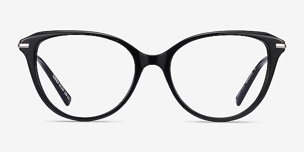 Turner Black Acetate-metal Eyeglass Frames