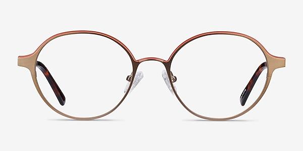 Observer Bronze Acetate-metal Montures de lunettes de vue