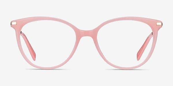 Attitude Coral Acetate-metal Montures de lunettes de vue