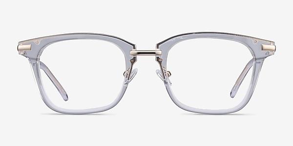 Candela Transparence Acetate-metal Montures de lunettes de vue