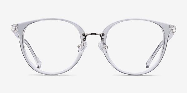Shelby Clear Acetate-metal Eyeglass Frames