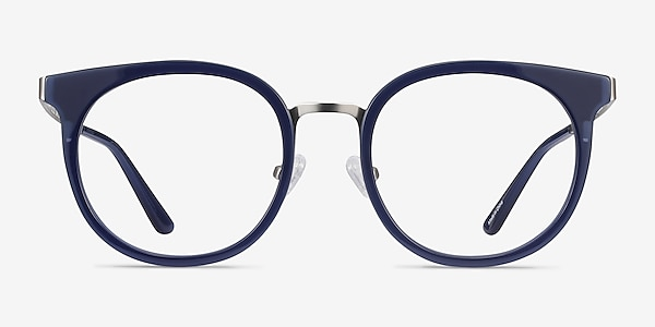 Murphy Navy Acetate-metal Eyeglass Frames