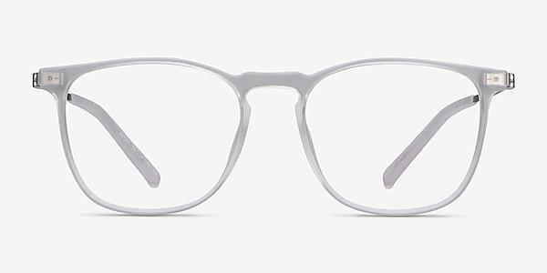 Avery Clear Plastic-metal Eyeglass Frames