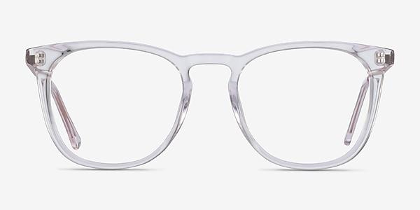 Vinyl Clear Acetate Eyeglass Frames
