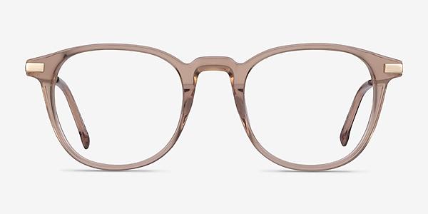 Giverny Clear Brown Acétate Montures de lunettes de vue