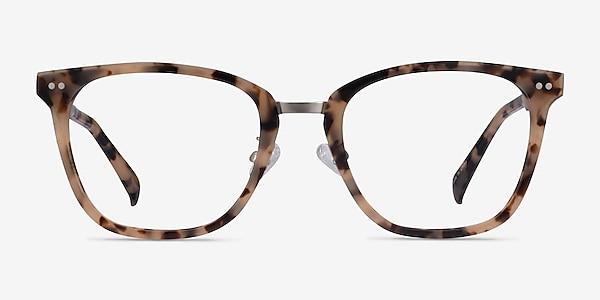 Biblio Ivory Tortoise Acetate-metal Eyeglass Frames