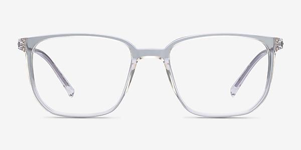 Pattern Clear Acetate Eyeglass Frames