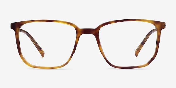 Pattern Tortoise Acetate Eyeglass Frames
