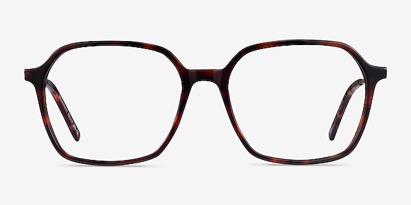 Modernity Tortoise Gold Acétate Montures de lunettes de vue