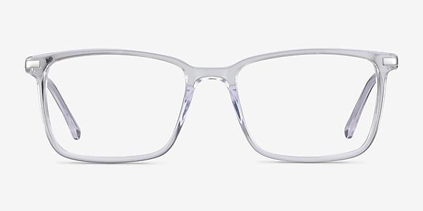 Button Clear Acetate Eyeglass Frames