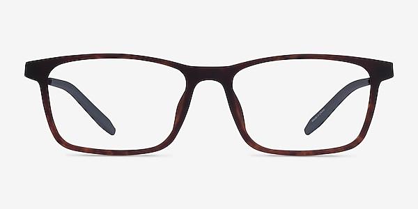Rebus Matte Tortoise Black Metal Eyeglass Frames