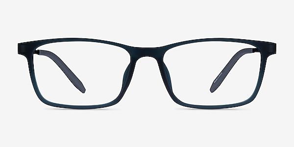 Rebus Vert Mat Plastique Montures de lunettes de vue