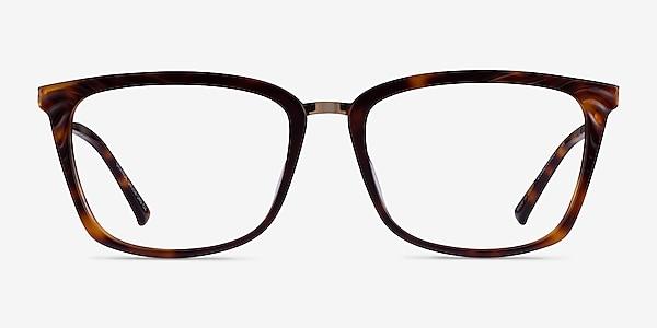 Grande Tortoise Gold Acetate Eyeglass Frames