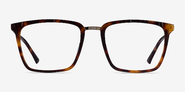 Metaphor Tortoise Acetate Eyeglass Frames
